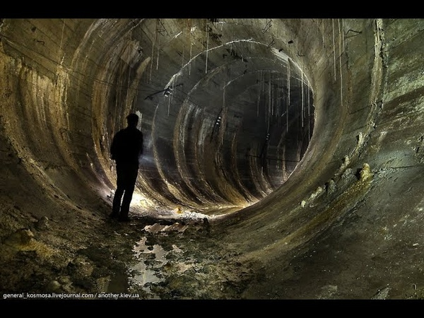 Бункеры свидетели катастрофы прошлого