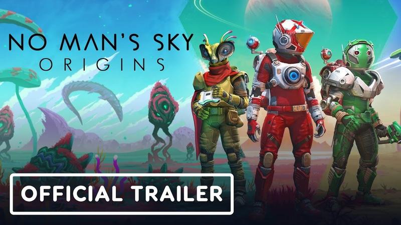 No Man's Sky Origins Official Trailer