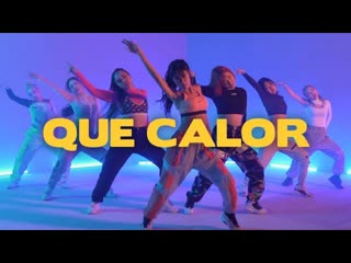 1Million Dance Studio Major Lazer - Que Calor ft. J Balvin & El Alfa  Minny Park Choreography