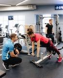 Персональный тренинг всегда эффективнее чем самостоятельный!😃 И вот 2 важных аргумента: 1. Занятия с