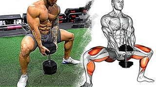 12 Best Leg Exercises Glute Workout (Effective Exercises!)