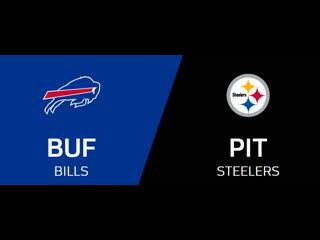 Nfl 2019-2020 / week 15 / buffalo bills pittsburgh steelers / ru / viasat sport hd