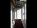 Наша работа. г.Чебоксары, ул.Николаева, 22. Установка рамы и крыши. Обшивка парапета сайдингом. Профиль BRUSBOX Aero 60-3.  ☎37-