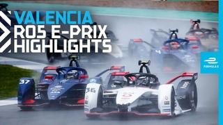 Race Highlights | 2021 DHL Valencia E-Prix | Round 5
