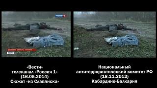 Ложь Путин-ТВ про Украину