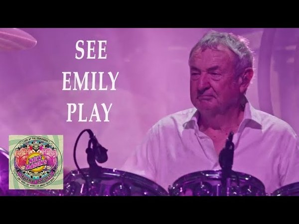 Nick Mason's Saucerful Of Secrets See Emily Play Live At The Roundhouse