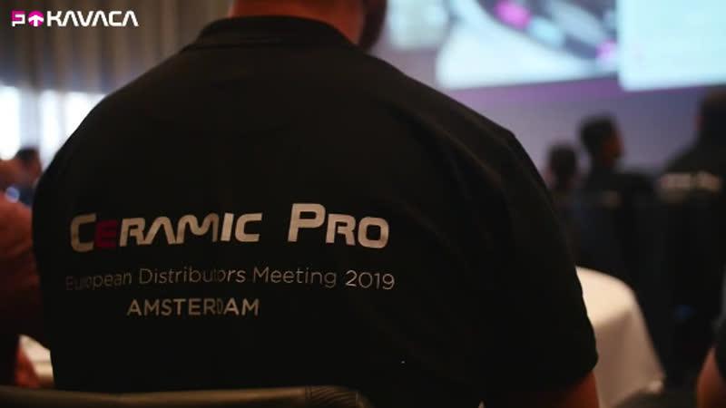 Конференции европейских дистрибьютеров Ceramic Pro