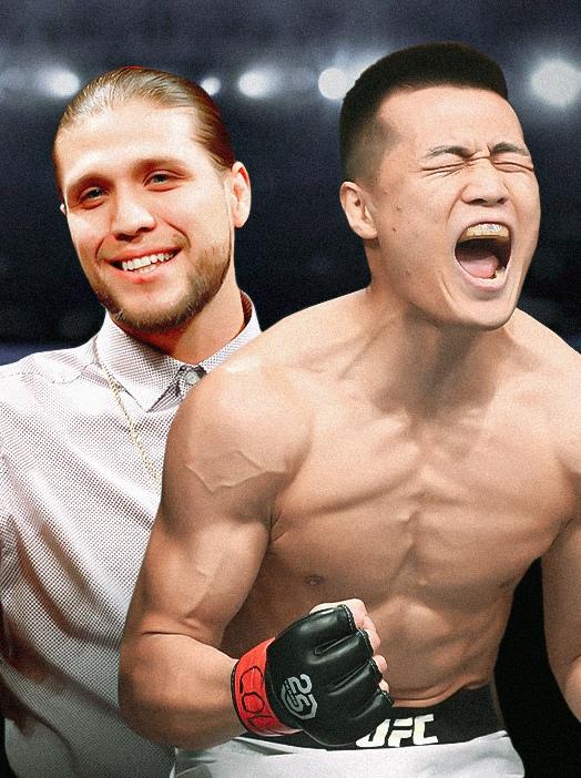 Ортега — Корейский Зомби и другие прогнозы и ставки на UFC Fight Night 180