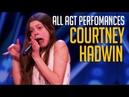 Courtney Hadwin ALL Performances On Americas Got Talent And AGT Champions