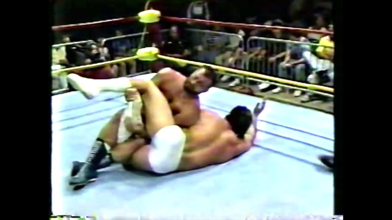 Vince Torelli (Ken Shamrock) vs Mark Fleming