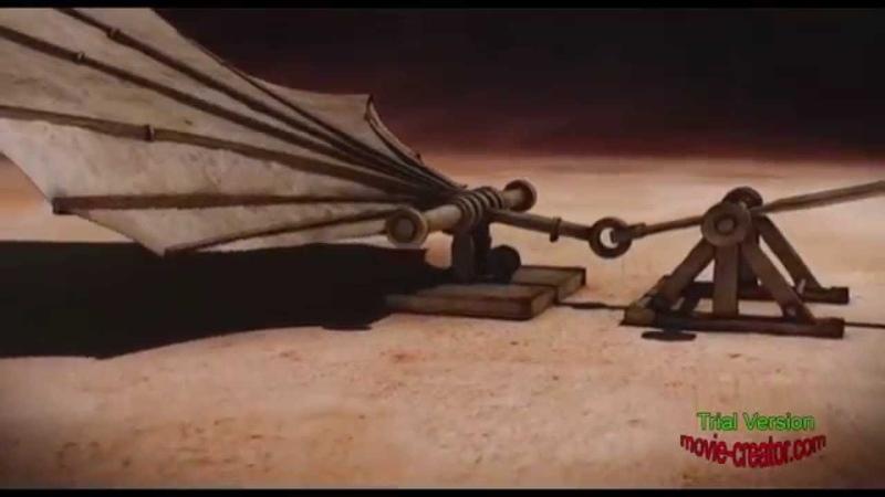 Леонардо да Винчи Секрет полёта Летательный аппарат ВидеоКанал exZotikA Max