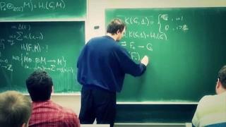 Группы и теория гомотопий (трэш трейлер)