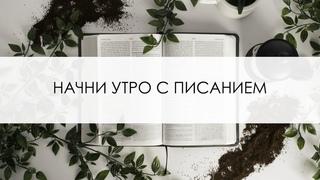 Начни утро с Писанием | 12 Мая