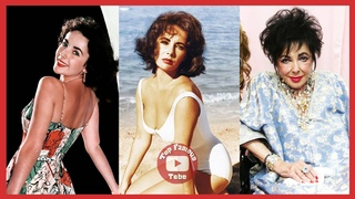 Elizabeth Taylor Transformation   The Most Talented and Beautiful Actress of Hollywood's Golden Age.