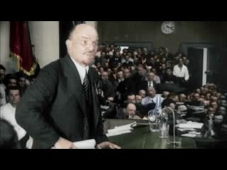 Vladimir Lenin, founder of USSR, Russian revolutionary, documentary footages (HD1080). - YouTube