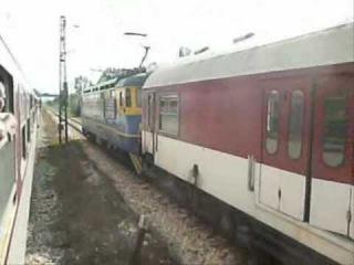 BDZ  electric locomotives 44 45 46