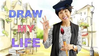 30 ФАКТОВ ОБО МНЕ | Книга о жизни Арины Ким 📖