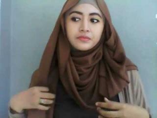 #4 Hijab Tutorial - Natasha Farani (Inspired @jenahara)
