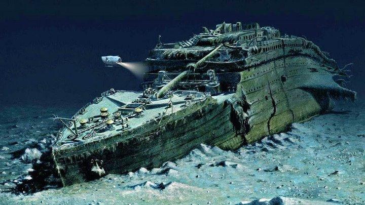 Возвращение на Титаник 2020
