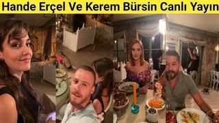 Hande Erçel Ve Kerem Bürsin Canli Yayin - Sen Çal Kapımı Sezon 2 -