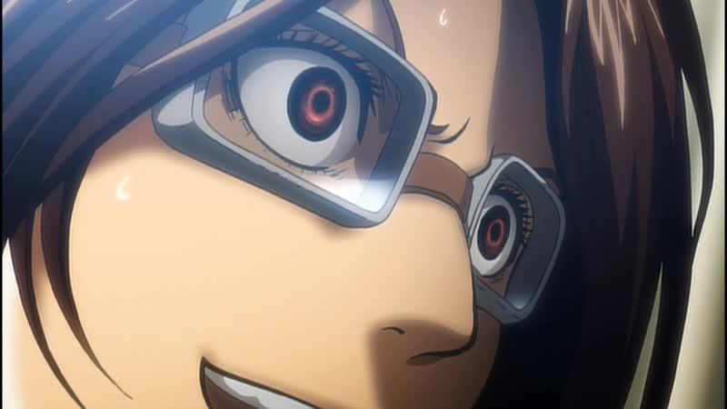 OVA 1 Важливість деталей Битва проти титанів озвучка