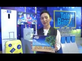 Миллионер каждую неделю! смотрите лотерею «tele bingo» каждую субботу в 2000 на «седьмом»!