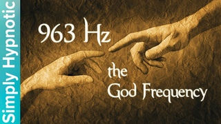 🎧 963 Hz The God Frequency   Ask the Universe & Receive   Manifest Desires
