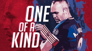 Andres Iniesta - One of a Kind - The Movie