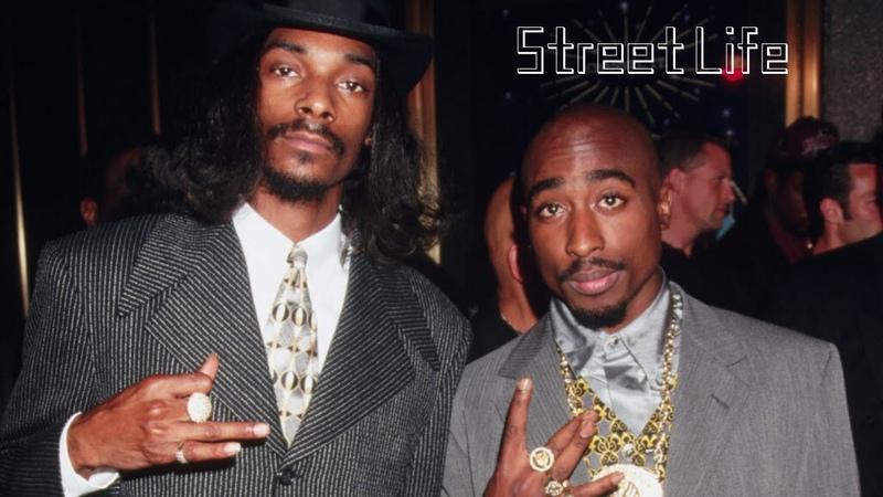 2Pac Snoop Dogg - Street Life (Nozzy-E Remix) (SickBeats Productions)