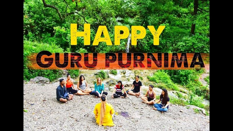 Happy Guru Purnima 2021 a day dedicated to honour teachers mentors gurus AYM Yoga School