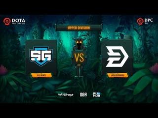 SG e-sports vs Latam Defenders, Dota Pro Circuit 2021: S1 - SA, bo3, game 2 [Mortalles]