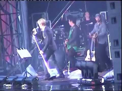 David Bowie Manchester UK PRIVATE FILM 10 July 2002 Heathen Tour