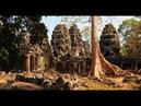 Бантэй кдэй и Королевская купальня Срас Сронг. Экскурсия в Ангкор сидя на диване, Камбоджа видео.