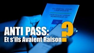 Anti Pass : Et s'ils Avaient Raison