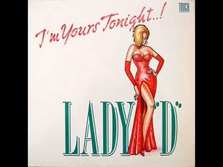 Lady D - I'm Yours Tonight (High Energy)