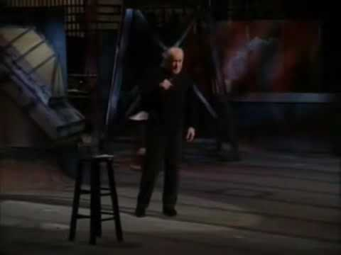 George Carlin on the Blues