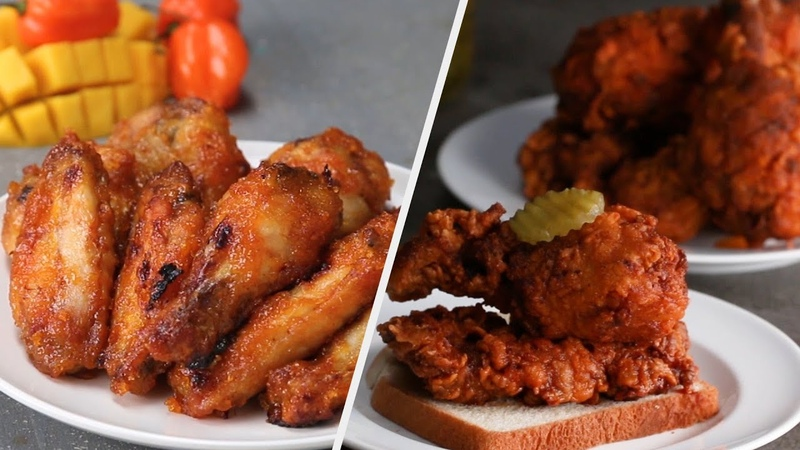 How To Make Finger Lickin' Spicy Chicken Recipes To Test Your Taste Buds