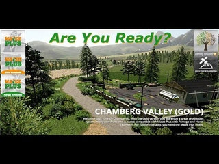 Долина Чембер ФС19, Сhamberg ValleyFS 19 #1