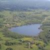 Отдых в деревне на берегу озера