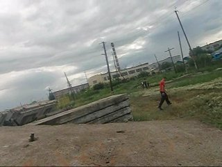 Video Vision PK паркур в Павлоградке