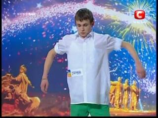 Украина мае талант Большая разница