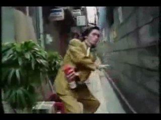 """Упоротая Японская Реклама  дихлофоса)""""Кокибури"""""""