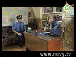 Файна Юкрайна - Погоня ГАИ за сыном губернатора