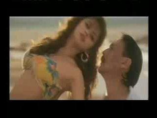 (Радуга (Весельчак) / Rangeela [1995]) - Фильм - часть 2
