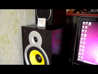 Microlab PRO3 Eltax Thunder 10 BBK MA 970S с VU Метрами