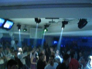 Kingdom of Bahrain - night club Tabu - Dj Polovinkina