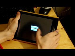 Игры на Herotab A815 8 планшет проц 1ГГц c 3D ускорителем ОС Android 2 3