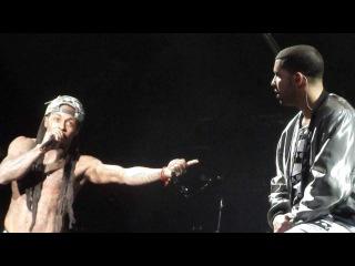Дрейк и Вейн исполняют Love Me на фестивале OVO 2013