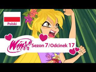 Klub Winx: Sezon 7, Odcinek 17 - «Zagubione w kropli» (Polski)