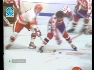 Хоккей Канада ВХА СССР 5 8 3 й матч Суперсерия 74
